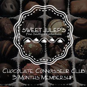 Chocolate Connoisseur Club 3 Months