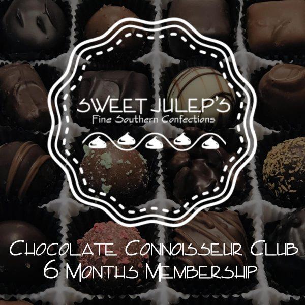 Chocolate Connoisseur Club 6 Months