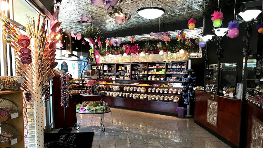 Sweet Juleps Candy Store Charleston Mt Pleasant